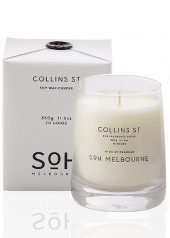 SOH Melbourne Collins Street Scented Candle