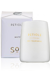 SOH Melbourne Petiole White Scented Candle