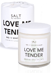 Salt by Hendrix Love Me Tender Candle