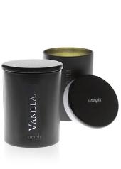 Simply Soy Vanilla Jar Candle