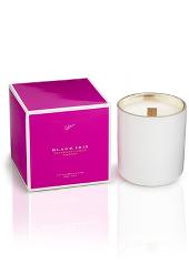 Sohum Black Iris Pink Limited Edition Candle