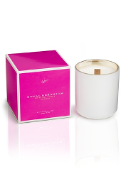 Sohum Royal Geranium Pink Limited Edition Candle...Last Stock Available