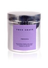 True Grace Freesia Tin Candle