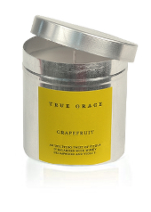 True Grace Grapefruit Tin Candle