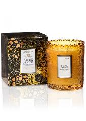 Voluspa Japonica Baltic Amber Scallop Candle