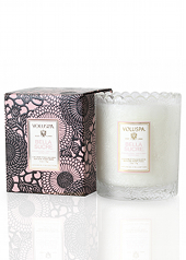 Voluspa Japonica Belle Sucre Scallop Candle...Last Stock Available