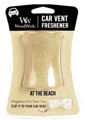 Woodwick At The Beach Car Scent