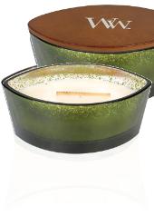 Woodwick Christmas Green Frasier Fir Hearthwick Candle