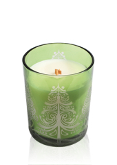 Woodwick Christmas Frasier Fir Candle