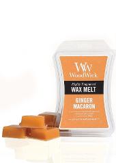 Woodwick Ginger Macaron Wax Melt