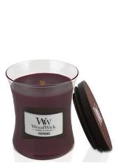 Woodwick Oudwood Medium Jar Candle