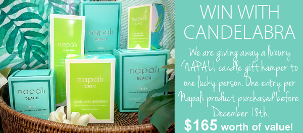 Napali Scented Candles
